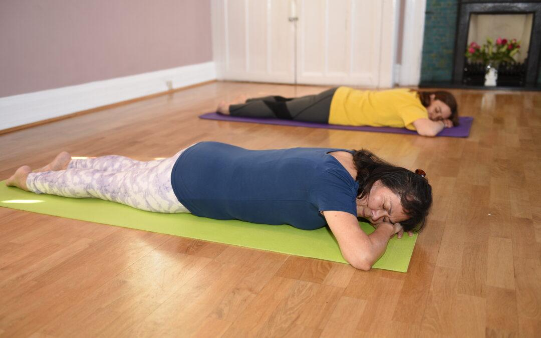 Yoga Nidra (Deep Relaxation) Workshops